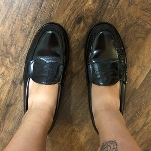 Vintage Cole Haan penny loafers
